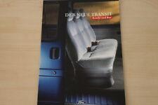 154098) Ford Transit Prospekt 02/1992