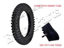 Tire & Tube Package 2.50-10 for Razor Dirt Bike Honda XR50 CRF50