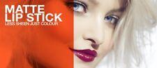 Stargazer Matte Lipstick - 11 shades - Cruelty Free Makeup. Red Pink Lip Stick.