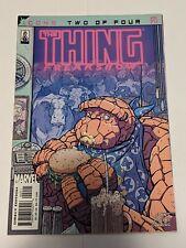 The Thing Freakshow #2 September 2002 Marvel Comics