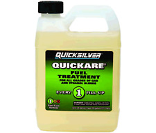 Mercury / Quicksilver 8M0058680 Quickare Fuel Treatment 32 Oz