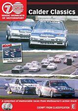 Magic Moments Of Motorsport - Calder Classics (DVD, 2016)