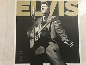 """US Stamp sheet, #5009, """"Elvis Presley"""" Sheet of 16, Forever, 2015, MNH"""