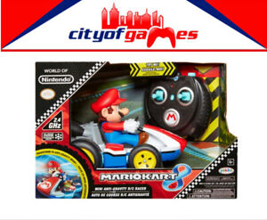 World of Nintendo Mario Kart Mini RC Racer Brand New