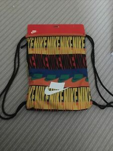 Nike Drawstring Gym Bag- BA5902 011 13 Litres Brasilia