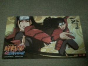 Official Shonen Jump Naruto Shippuden CCG Playmat. 1st Hokage!
