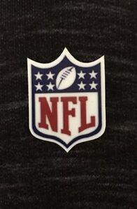 NFL Shield Football Helmet Decal Sticker