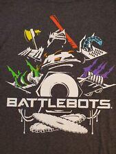 BattleBots Medium Gray Shirt