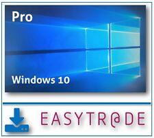 Windows 10 Professional 32 Bit oder 64 Bit multilingual Download MS Win 10 Pro