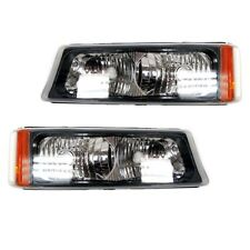 OEM NEW Day Time Parking Light Lamp Right & Left Set (2) 03-07 GM Truck & SUV