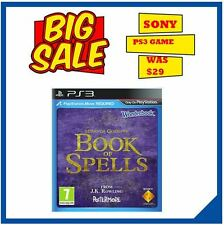NEW Playstation 3 BOOK OF SPELLS for Sony PS3 Game DISC ONLY