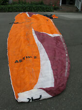 Niviuk Artik 2 paraglider very nice condition size 25 weight range 75 to 95 kg
