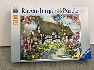 Ravensburger Puzzle 500 Piece Jigsaw Vertraumtes Cottage
