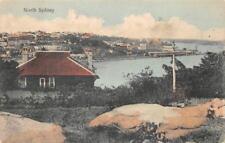 NORTH SYDNEY AUSTRALIA POSTCARD (c. 1910)