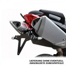 Support de plaque d'immatriculation heckumbau aprilia sl 750 shiver GT réglable tail tidy