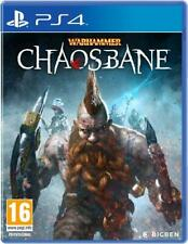 WARHAMMER CHAOSBANE PS4 - NEW AND SEALED