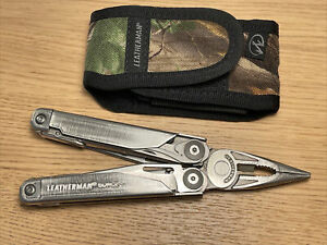 Leatherman Surge W/ Nylon Sheath Multi-tool Excellent