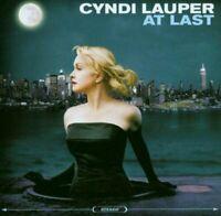 Cd Cyndi Lauper - At Last
