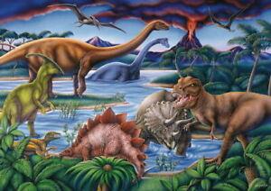 Ravensburger - Dinosaur Playground Puzzle - 35pc