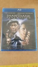 The Shawshank Redemption [New Blu-ray] Factory Sealed!