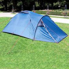 Kuppelzelt 3 Mann Campingzelt Igluzelt 2-3 Personen Zelt Familienzelt Tunnelzelt