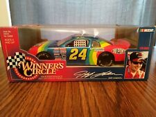 new Jeff Gordon #24 DuPont 1:24 scale 1998 winner's circle diecast