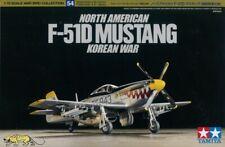 North American F-51D Mustang - Korean War - 1:72 - Tamiya 60754