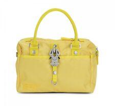 GEORGE GINA & LUCY Nylon More Than Hot Umhängetasche Handtasche Tasche Gelb