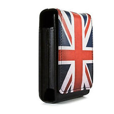Union Jack Compact Camera Case - Ideal for Sony, Olympus, Fuji, Canon, Nikon