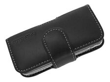 PDair Black Pouch Leather Case for LG GD900 Crystal UK