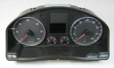 VW GOLF MK5 JETTA TDI MFA INSTRUMENT CLUSTER DASH CLOCKS - 1K0 920 962 GX Z02