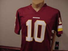 BEAUTIFUL Robert Griffin III Washington Redskins Youth Lg Red Jersey, NEW&NICE!