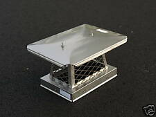 8'' X 12'' Stainless Steel Chimney Cap