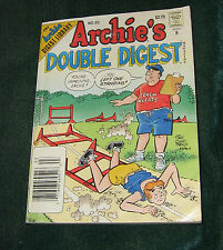 ARCHIE'S DOUBLE DIGEST COMIC BOOK - NO. 93 FROM THE ARCHIE DIGEST LIBRARY