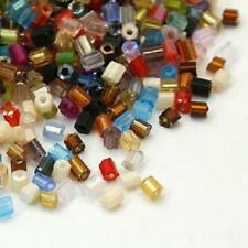 Seed Glass 2 - 2.9 mm Size Jewellery Making Craft Beads