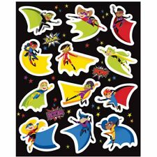 Super Power Shape Stickers Carson Dellosa Cd-168199