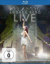 ANDREA BERG - ATLANTIS: LIVE 2014  BLU-RAY NEU