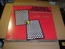 LP:  MX-80 SOUND - Crowd Control  NEW SEALED REISSUE