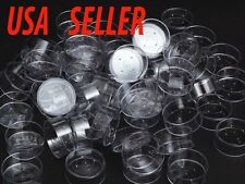 Polycarbonate Clear Plastic TEALIGHT Molds Cups (Lot of 1000)