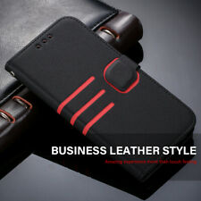 For iPhone 11 Pro MAX 8 7 Plus X XS XR Retro Leather Card Wallet Flip Case Cover
