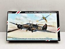 1:72..special hobby Avro Anson Mk.I 72074 / unverbaut  / 4 F 483