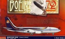 RODEN Boeing 720 N7224U Caesar's Chariot Led Zeppelin 1977 Modell-Bausatz 1:144
