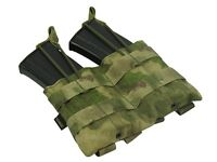 Pouch atacs fg Case molle pals Ammunition millitary mag airsoft bag Waterproof