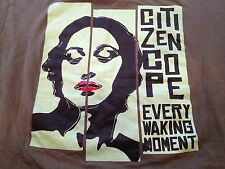 Vtg Citizen Cope COPE Every Waking Moment Band Blues Soul Funk T Shirt (M)