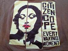 Vtg Citizen Cope COPE Every Waking Moment Band Blues Soul Funk T Shirt (M)