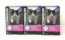 3-Pk Nutramax Cosequin Sprinkle Capsules for Cats, 30-Ct Ea, Maximum Strength