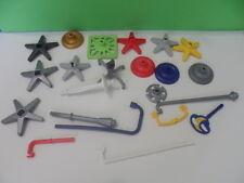PLAYMOBIL – Lot de différents supports, bâtons et socles / Pole and pedestals
