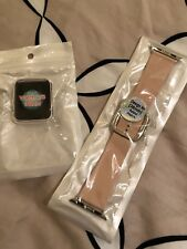 apple watch band 38mm women rose gold and plastic case