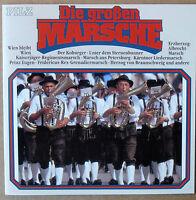 Die großen Märsche - Marine-Musikkorps Ostsee, Luftwaffenmusikkorps 3 - CD