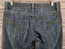 Joe's Jeans Womens Jeans Boot Cut Med Wash Ultra Low Rise Size 26 (28 x 33)